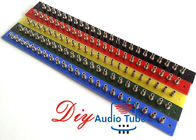 FR4 PCB Tube AMP Board Tag Strip Terminal Board With With Round Top Turrets