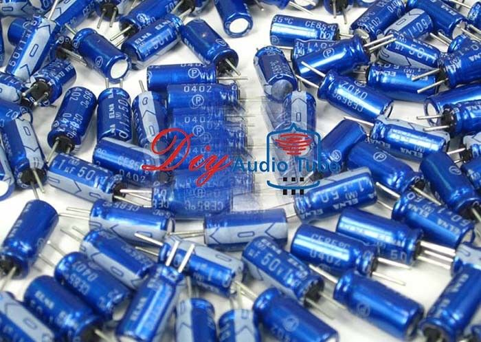 1UF Amplifier Power Supply Capacitors 50V Rated Voltage HIFI DIY Capacitors Audio