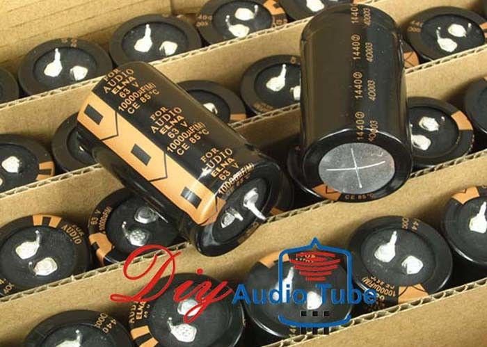 High Capacitance Audio Electrolytic Capacitors 10000UF 63V For Audio Series