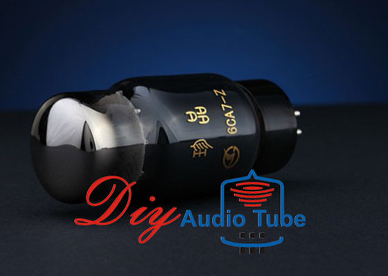 China Shuguang Treasure Electronic Vacuum Tube For Tube Amplifier Bakelite Base 6CA7-Z 6CA7 factory