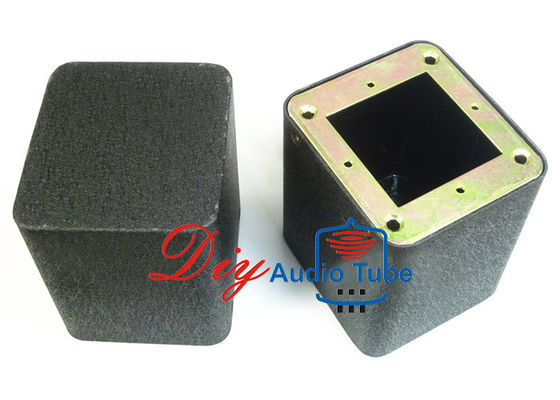 China Metal Material Tube AMP Transformer Enclosure Box For E / R Transformer factory