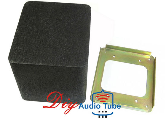 China Toroid Tube AMP Transformer Enclosure Case Box 125x110x110mm Outside Dimension factory