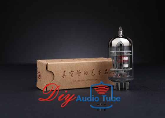 China Shuguang 12AT7 Vacuum Tube For Radio , TV-reception , Guitar Tube Amplifier factory