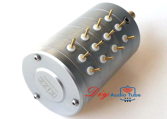 EiZZ 24steps 4channel LOG attentuator HIFI AMP Volume potentiometer 250K 50K 100K