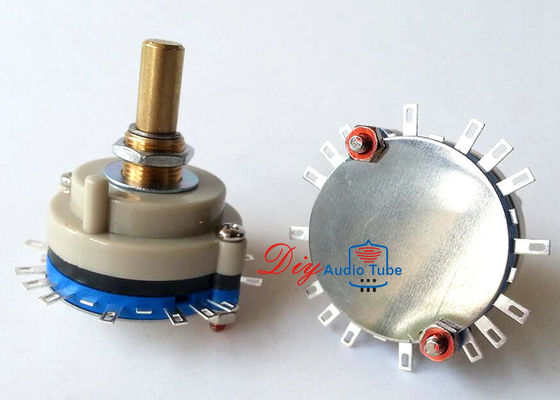1 pole 3 4 position ROTARY SWITCH Step volume Attenuator Potentiometer