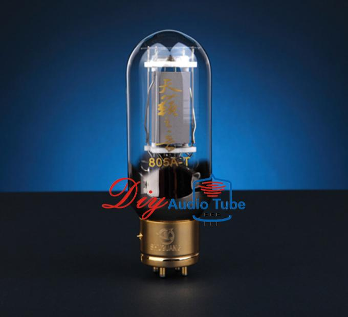 High Fidelity Speaker Vacuum Tube Hi - End Nature Sound Series Shuguang 805A-T