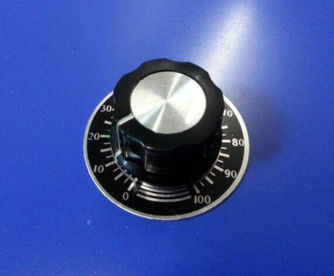 Guitar AMP Volume Knob Volume knob potentiometer knob (D)17 17(H)mm for ALPS16 ALPS27 peduncular shaft