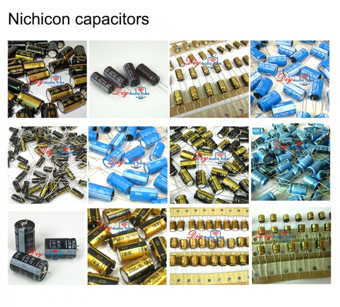 Audio Electrolytic Capacitors Silver Mica Capacitors 190PF 500V  HIFI DIY Capacitors
