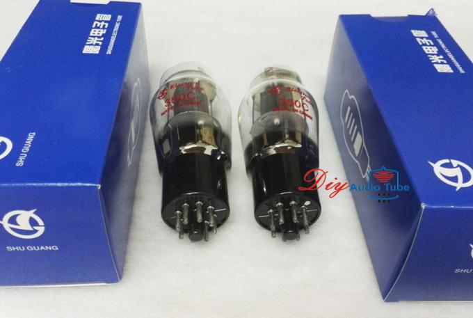 Shuguang 350C Valve Tube Replace 6L6 6P3P 5881 tube AMP DIY Electronic Vacuum Tube